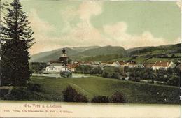1912 - St.Veit An Der Golsen, Gute Zustand, 2 Scan - Lilienfeld
