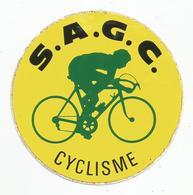 GAZINET CESTAS : S.A.G.C. CYCLISME - Sport
