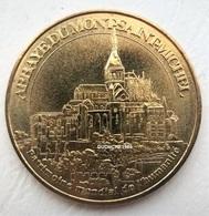 Monnaie De Paris 50.Mont Saint Michel - Abbaye 2009 EVM - Monnaie De Paris