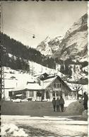 ( PRALOGNAN LA VANOISE )( 73 SAVOIE ) LE TELEPHERIQUE DU MONT BOCHOR - Pralognan-la-Vanoise