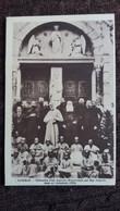 CPA AFRIQUE ZANZIBAR ORDINATION D UN NOUVEAU MISSIONNAIRE PAR MGR ALLGEYZER DNAS SA CATHEDRALE 1910 MISSIONS PERES ST ES - Tanzanía