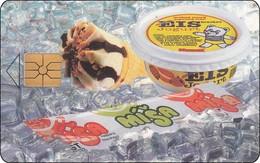 Tschechien Chip Phonecard Nanuk Eis Joghurt - Tsjechië