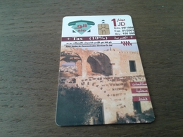 Jordan - Nice Chipphonecard - Jordanië