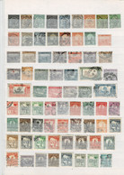 TUNESIË, Groot Kavel Used En MNH - Used Stamps
