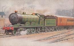 Locomotive . North Eastern. Et Train - Trains