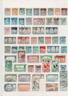 ALGERIJE, Groot Oud Kavel Used En MNH - Used Stamps
