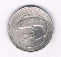 10 CENTS 1992 MALTA /4169/ - Malta