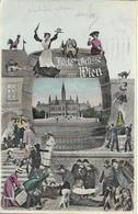 1905 - WIEN , Gute Zustand, 2 Scan - Viena