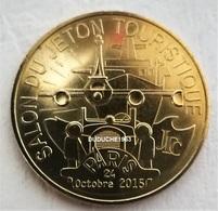 Monnaie De Paris 75.Paris - Salon Jeton Touristique 2015 - Monnaie De Paris