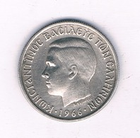 1 DRACHME 1966   GRIEKENLAND /4174// - Greece