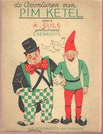De Avonturen Van Pim Ketel - Books, Magazines, Comics