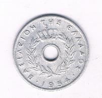 10 LEPTA 1954   GRIEKENLAND /4175// - Grecia