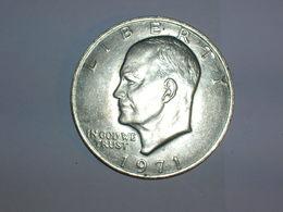 ESTADOS UNIDOS/USA 1 DOLAR 1971 D (5828) - Federal Issues