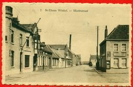 Sint-Eloois-Winkel (Ledegem): Marktstraat - Alveringem
