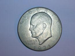 ESTADOS UNIDOS/USA 1 DOLAR 1971 (5829) - Federal Issues