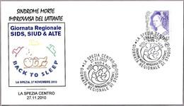 Sindrome MUERTE SUBITA DEL LACTANTE - Sudden Infant Death Syndrome. La Spezia 2010 - Disease