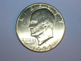 ESTADOS UNIDOS/USA 1 DOLAR 1972 D, RESTOS DE DORADO (5830) - Federal Issues