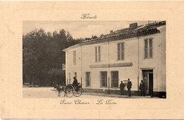 SAINT CHINIAN - La Poste  - Attelage    (1392 ASO) - France