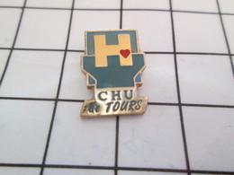 1216b Pin's Pins / Beau Et Rare / THEME : MEDICAL / CHU TOUR HOPITAL - Medical