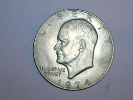 ESTADOS UNIDOS/USA 1 DOLAR 1974 (5835) - Federal Issues