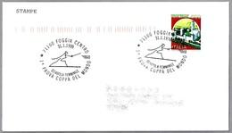 1ª PRUEBA COPA DEL MUNDO SABLE FEMENINO - Fencing. Foggia 1999 - Esgrima