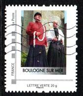 MONTIMBREAMOI - Lettre Verte 20g - - France