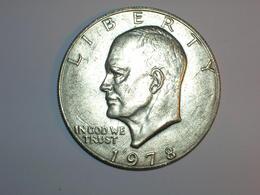 ESTADOS UNIDOS/USA 1 DOLAR 1978 (5844) - Federal Issues