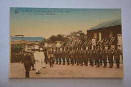 La Fete De La Naissance De S.M. Le Roi Albert-la Revue A KINSHASA-colorisee - Kinshasa - Leopoldville