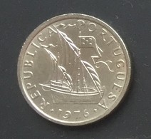 $G22-5 Escudos Coin - Portugal - 1976 - Portugal