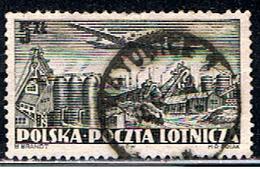 POLOGNE 418 // YVERT 31 // 1952 - Airmail