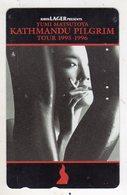 JAPON TELECARTE YUMI MATSUTOYA KATHMANDU PILGRIM TOUR 1995-1996 - Ontwikkeling