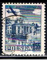POLOGNE 420 // YVERT 38 // 1954 - Airmail