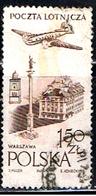 POLOGNE 421 // YVERT 42 // 1957-58 - Airmail