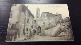 CARTE POSTALE LE PUY-en-VELAY - Le Séminaire Et La Montée De La Vierge En L'état Sur Les Photos - Le Puy En Velay
