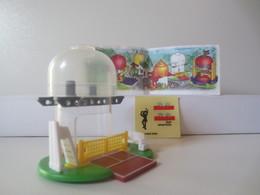 Kinder Surprise Deutch 1997 : N° 627836 + BPZ + Stickers - Mountables