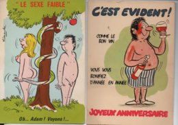 2CPA De L'illustrateur Alexandre - Alexandre