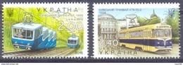 2015. Ukraine,Kiev's Transport,  Mich.1478-79, 2v, Mint/** - Ukraine