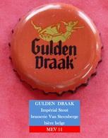 Gulden Draak - Impérial Stout  (parfait état - Pas De Trace De Décapsuleur) MEV11 - Beer