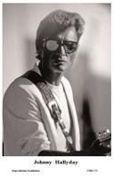 JOHNNY HALLYDAY - French Singer PHOTO POSTCARD - 1506/175 Swiftsure Postcard Edition Year 2000 - Artistes