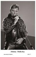 JOHNNY HALLYDAY - French Singer PHOTO POSTCARD - 1506/177 Swiftsure Postcard Edition Year 2000 - Artistes