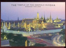 CPM Neuve Thailande BANGKOK The Temple Of The Emerald Buddha - Thailand