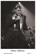 JOHNNY HALLYDAY - French Singer PHOTO POSTCARD - 1506/183 Swiftsure Postcard Edition Year 2000 - Artistes