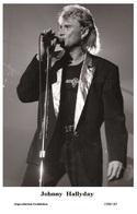 JOHNNY HALLYDAY - French Singer PHOTO POSTCARD - 1506/185 Swiftsure Postcard Edition Year 2000 - Artistes