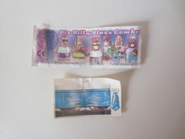 Kinder Surprise Deutch 1997 : BPZ + Stickers N° 636886 - Instructions