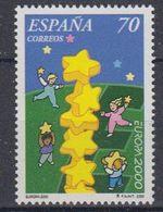 Europa Cept 2000 Spain 1v ** Mnh (47896) Promotion - 2000
