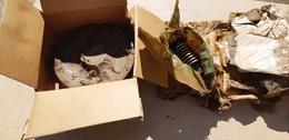 Jeep Ford GPA US WW2 Kit Original D'engrenages Du Cabestan. G503 75 20820 - Véhicules