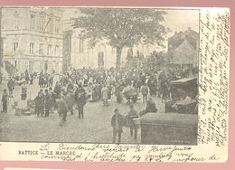 Cpa Battice  Marché 1903 - Herve