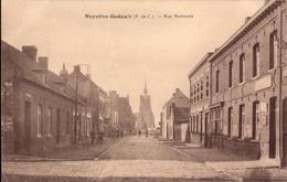 Pas De Calais, Noyelles-Godault, Rue Nationale        (bon Etat) - Sonstige Gemeinden