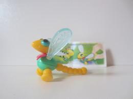 Kinder Surprise Deutch 1997 : N° 640174 + BPZ - Mountables