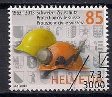 YT N° 2208 - Oblitéré - Protection Civile - Oblitérés